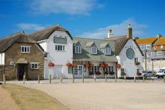 Baía ocidental, Dorset, Reino Unido foto de stock royalty free