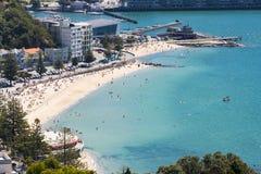 A baía oriental de Wellington Foto de Stock Royalty Free