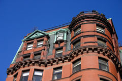 Baía traseira, Boston Imagem de Stock Royalty Free