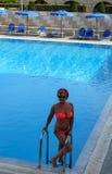 bañista Imagen de archivo