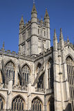 Baño Abbey Tower, Inglaterra Imagen de archivo libre de regalías