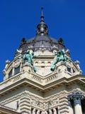 Baño de Budapest-Szechenyi fotos de archivo libres de regalías