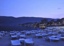 Baño de Herceg Novi Imagenes de archivo