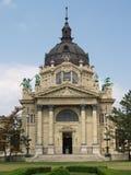 Baño de la ciudad de Budapest foto de archivo