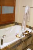 Baño del balneario Foto de archivo libre de regalías