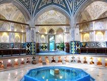 Baño histórico Fotografía de archivo