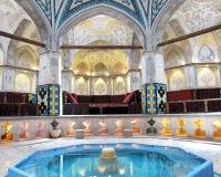Baño histórico Imagen de archivo libre de regalías