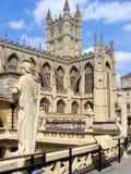 Baño, Inglaterra Imágenes de archivo libres de regalías