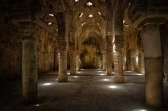 Baño moresque antiguo en Ronda, España Foto de archivo