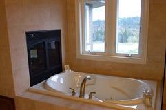 Baño principal de lujo no.2 Imagenes de archivo