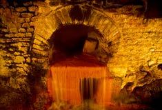 Baño Reino Unido Foto de archivo libre de regalías