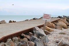 Baño restringido Foto de archivo libre de regalías