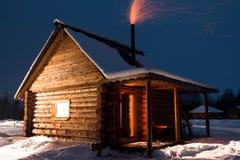 Baño ruso Fotografía de archivo libre de regalías