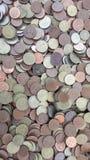 Baño tailandés de la moneda Imagen de archivo libre de regalías