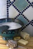 Baño turco, hamam Imagen de archivo libre de regalías