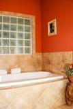 Baño/vertical modernos Foto de archivo libre de regalías