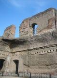 Baños de Caracalla Imágenes de archivo libres de regalías