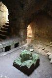 Baños romanos Fotos de archivo libres de regalías