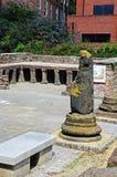 Baños romanos, Chester Fotografía de archivo