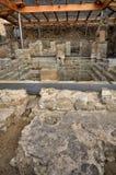 Baños romanos en España, Caldes de Malavella Fotografía de archivo libre de regalías