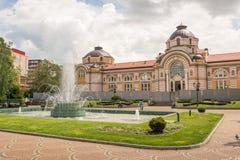Baños turcos en Sofía, Bulgaria Fotos de archivo