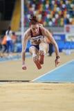 Bałkańskich atletyka Salowi mistrzostwa Fotografia Royalty Free