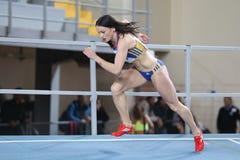 Bałkańskich atletyka Salowi mistrzostwa Fotografia Stock