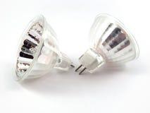 bańka fluorowa światło Obrazy Royalty Free