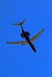 ba喷气机 库存照片