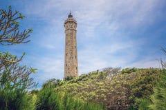 BA της KE φάρων στο νησί του BA της Hong, Βιετνάμ Στοκ εικόνες με δικαίωμα ελεύθερης χρήσης