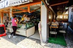 Baščaršija market in Sarajevo Stock Images