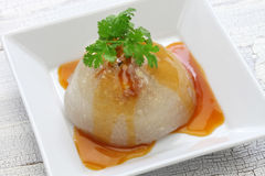 Ba blême, boulette méga bawan et taiwanaise Images stock