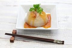 Ba blême, boulette méga bawan et taiwanaise Image stock