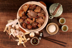 Ba kut teh Royalty Free Stock Photography