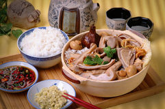 Ba kut teh Stock Photos