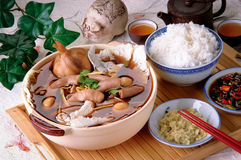 Ba kut teh Royalty Free Stock Images