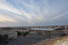 BA Negev, Ισραήλ Arara - κτήρια σε Αραβικά στην τακτοποίηση Στοκ εικόνες με δικαίωμα ελεύθερης χρήσης