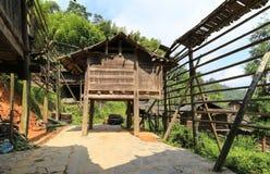 Ba Sha miao village ,guinzhou province,china Stock Image