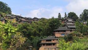 Ba Sha miao village ,guinzhou province,china Stock Images
