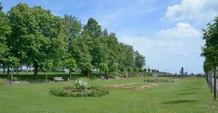 Baabe, Ruegen-eiland, Oostzee, Duitsland Royalty-vrije Stock Afbeeldingen
