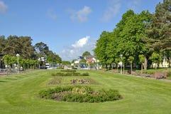Baabe,Ruegen island,Baltic Sea,Germany Royalty Free Stock Photography