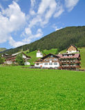 Baad,Kleinwalsertal Stock Photography