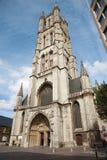 baaf Brussels katedralny s święty Zdjęcia Royalty Free