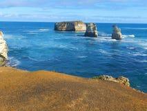 Baai van Eilanden Kustpark, Victoria Stock Afbeelding