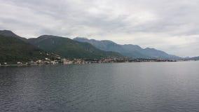 Baai van Kotor, Montenegro Royalty-vrije Stock Afbeeldingen