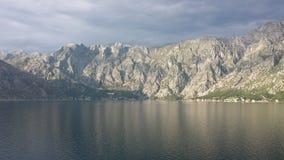 Baai van Kotor, Montenegro Stock Fotografie
