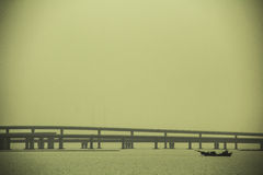 Baaibrug stock foto