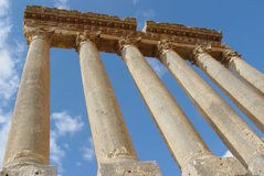 Baalbeck Photo stock