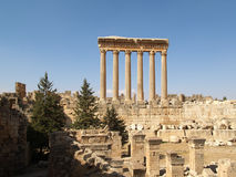 Baalbek Royalty Free Stock Photography