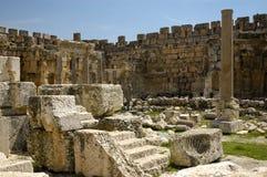Baalbek, Bekaa Valley, Libano Immagine Stock Libera da Diritti